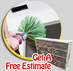 Air Vent Cleaning Near Me